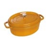 Staub - Oval Cocotte - Mustard