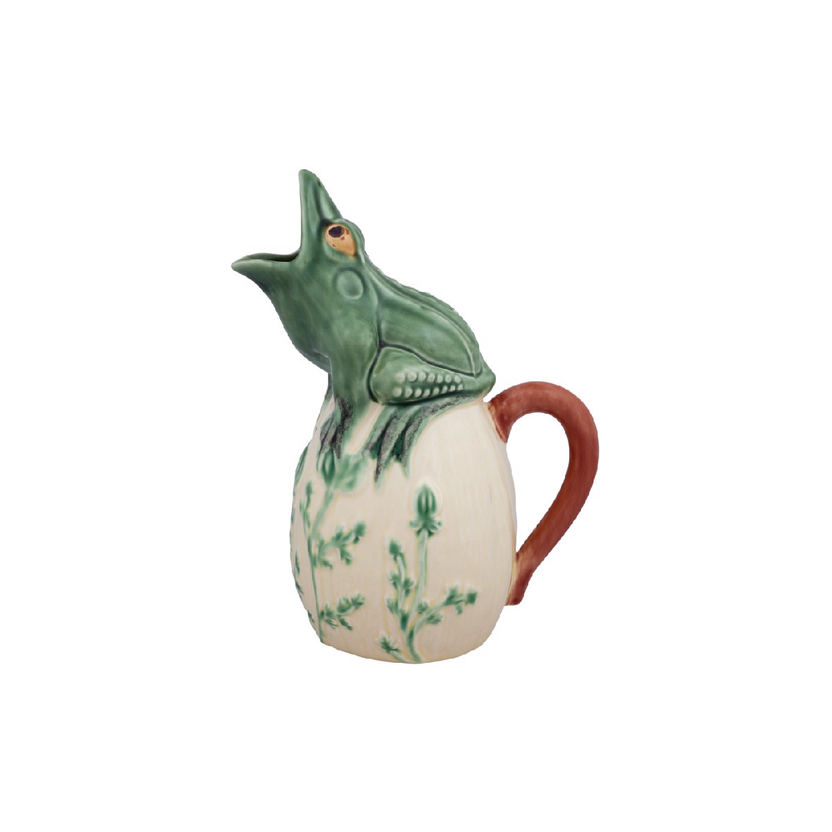 Bordallo - Pitchers - Frog