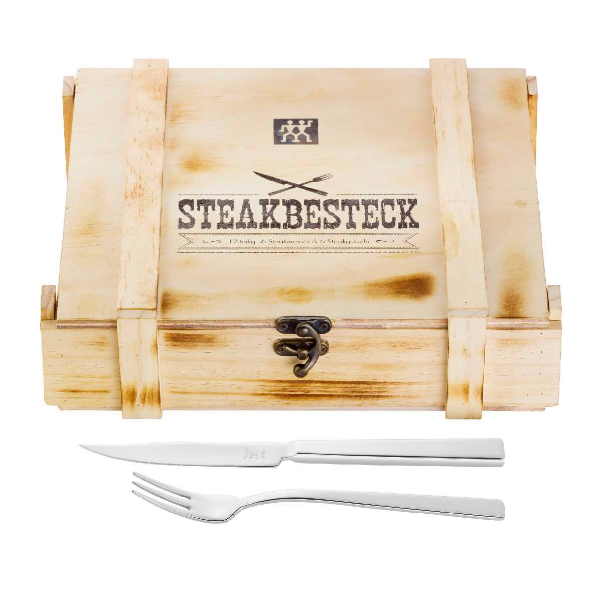 ZWILLING - ZWILLING Specials steak set - 12pcs