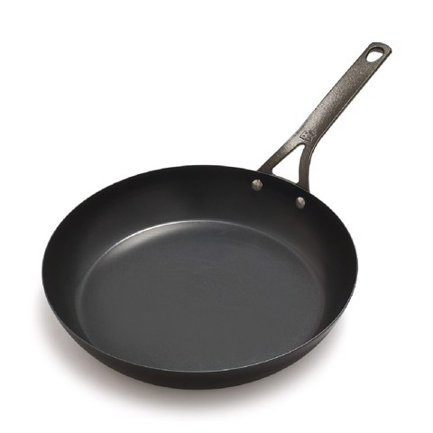 BK - Black Steel fry pan