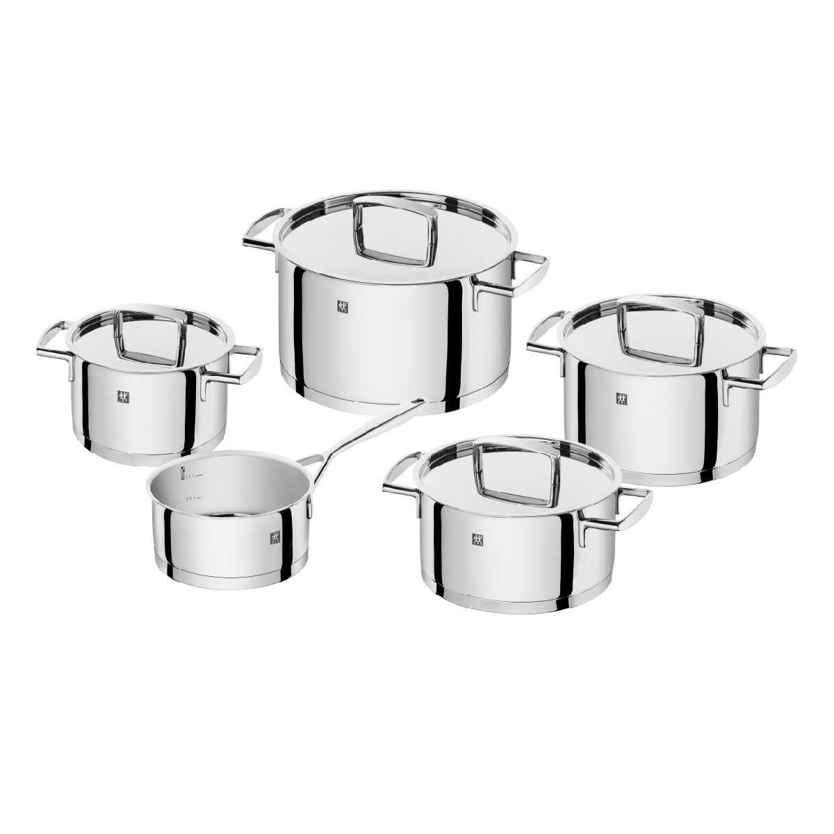 ZWILLING - Passion cookware set - 5pcs