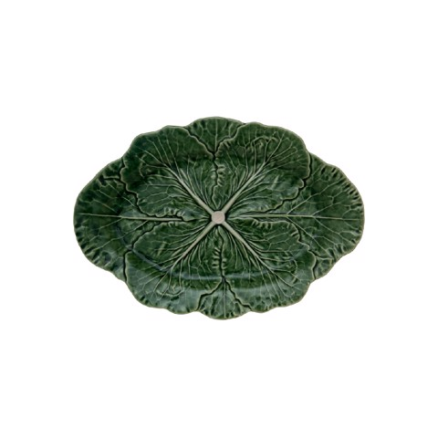 Bordallo - Cabbage - Đĩa oval - 37.5cm