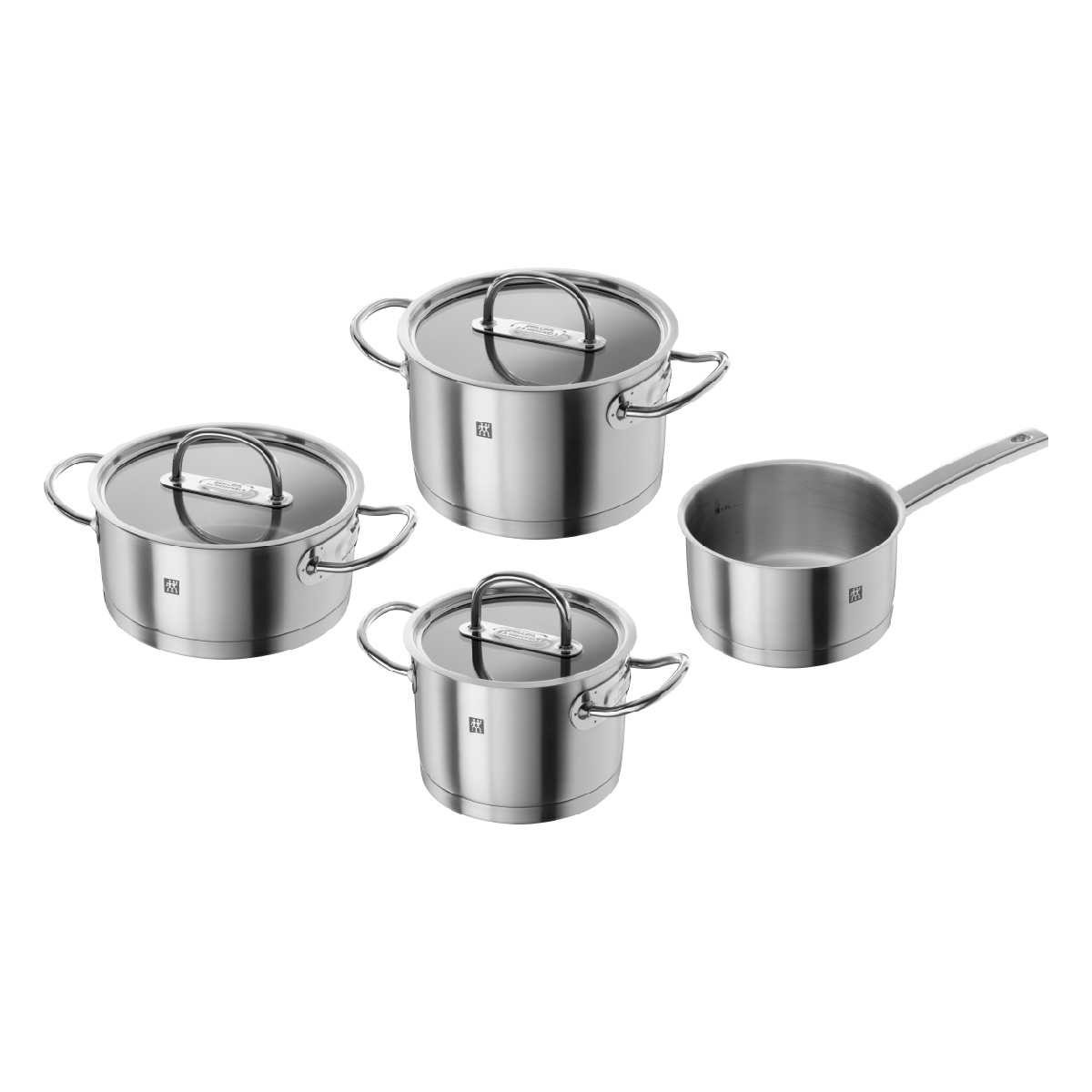ZWILLING - ZWILLING Prime cookware set - 4pcs
