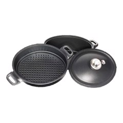 AMT - Waterless cooking pot - 33x26cm
