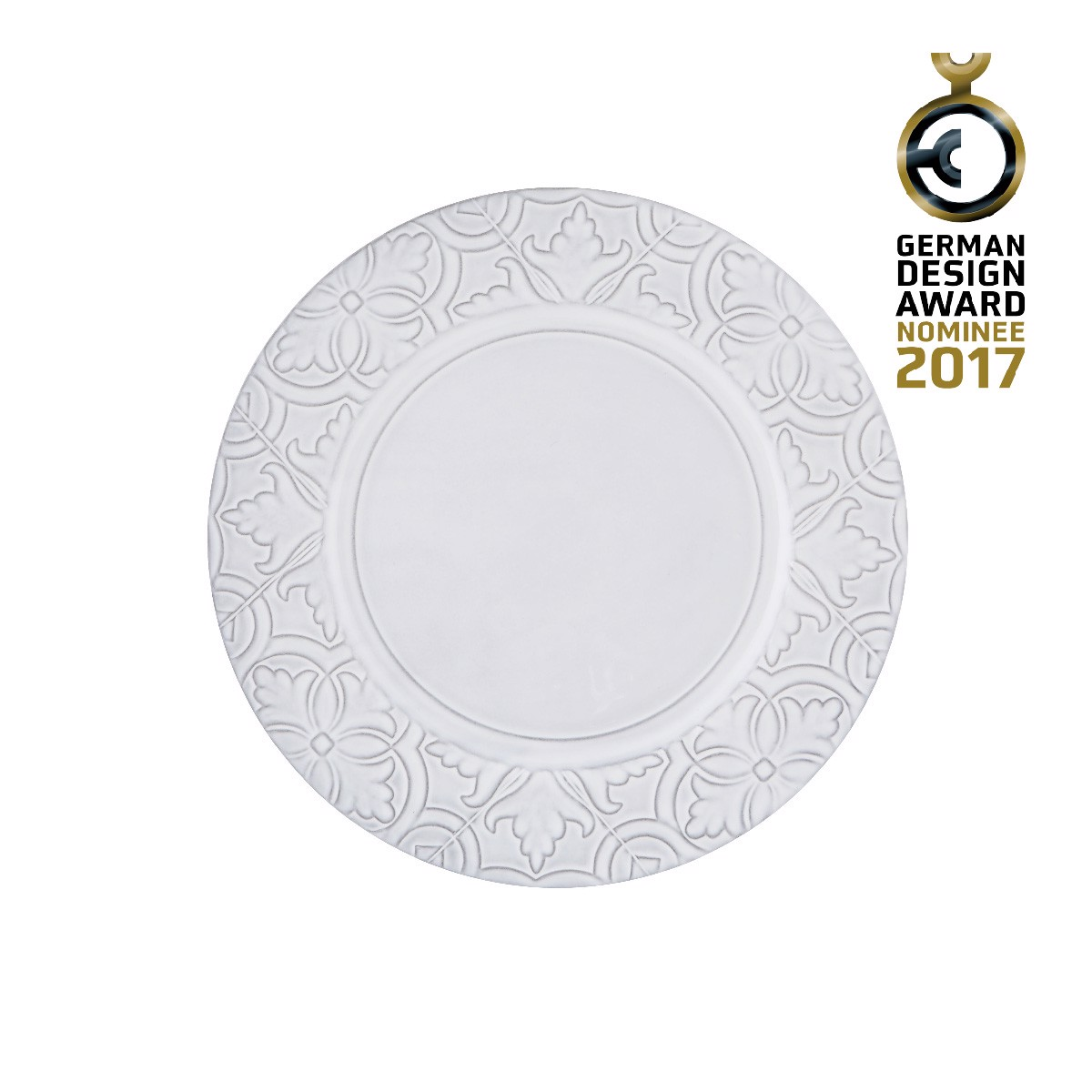 Bordallo - Rua Nova - Dinner plate