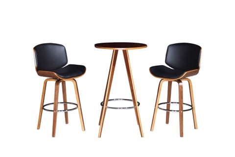 Ghế Bar 2855-8 Turn Barstool wood