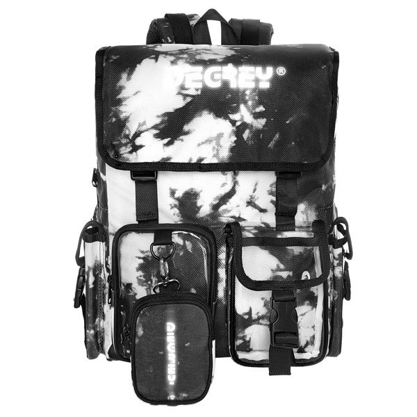 TieDye Backpack Dark Green - TDBP Dark Green
