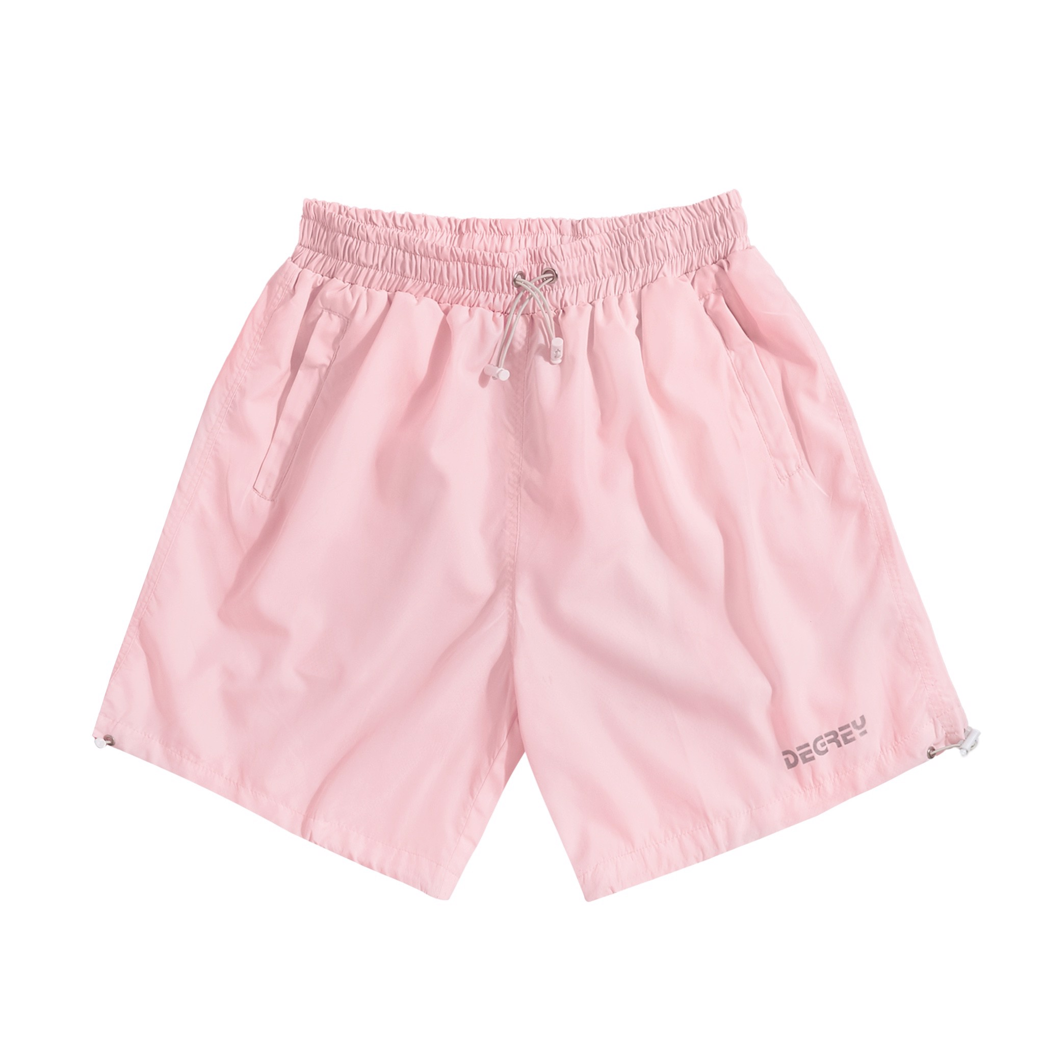 Polyester Short Pink - PS Pink
