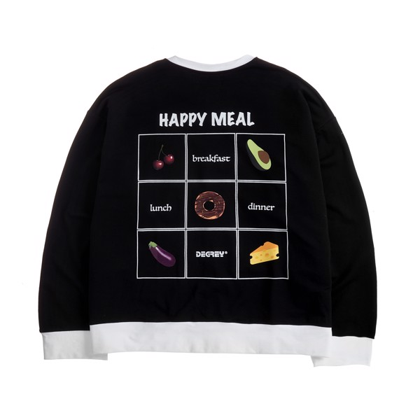 Happy Meal Jacket Đen - HMJ Đen
