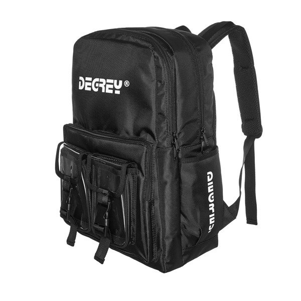 Degrey Backpack ss5 - DB ss5 Black