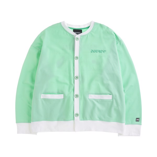 Happy Meal Jacket Mint - HMJ Mint