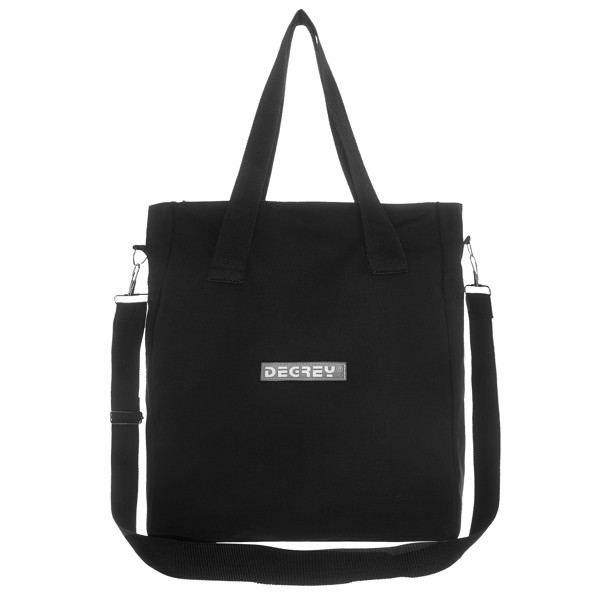 Degrey Tote Canvas - DTC Đen