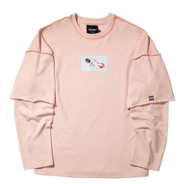Journey Sweater Pink - JS Pink