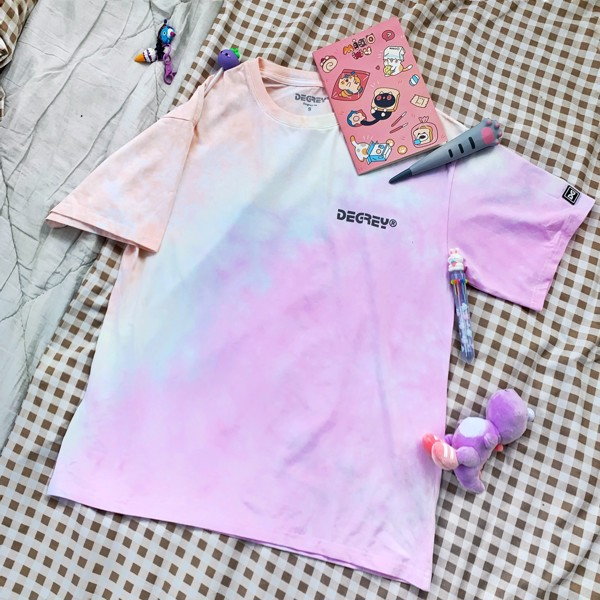 TieDye Colorful Tee - TCT