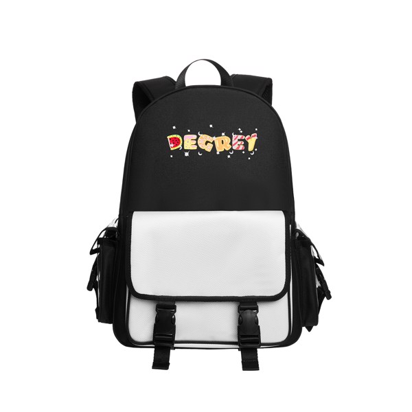 Candy Cake Backpack Đen - CCBP Đen