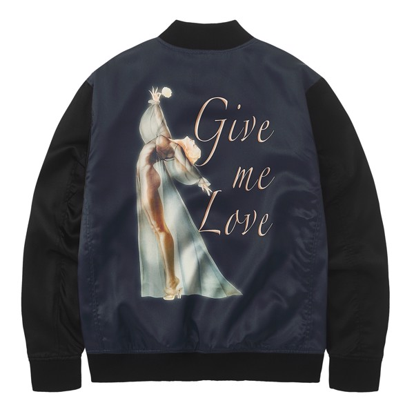 Give Me Love Jacket - GMLJ