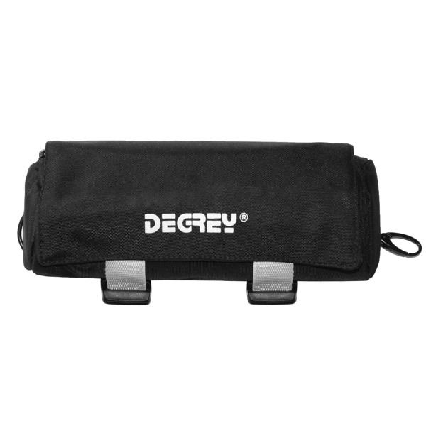 Degrey Pencil Pouch Đen - DPC Đen