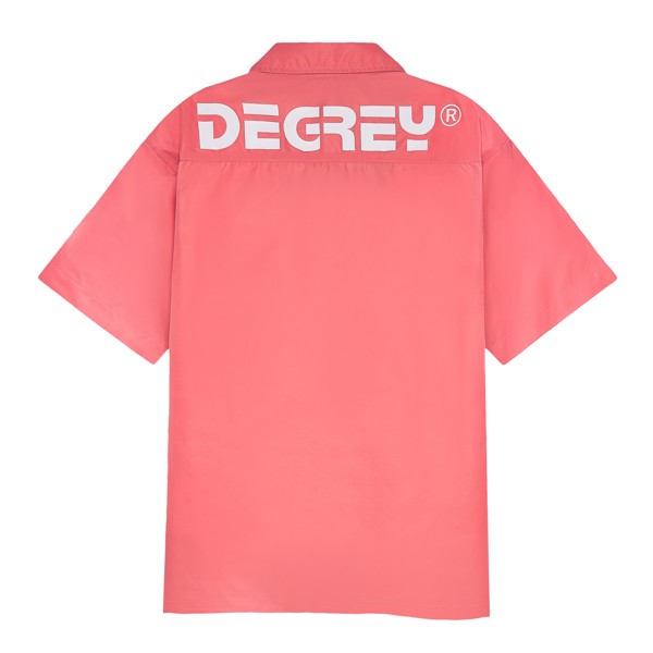 Degrey Jacket Short Sleeve - DJS Hồng