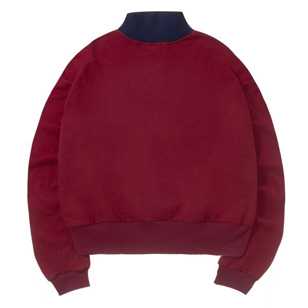 Degrey University Sweater - DUS Đỏ