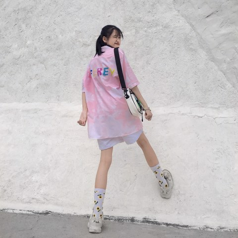 Ice Cream Shirt - ICS Pink