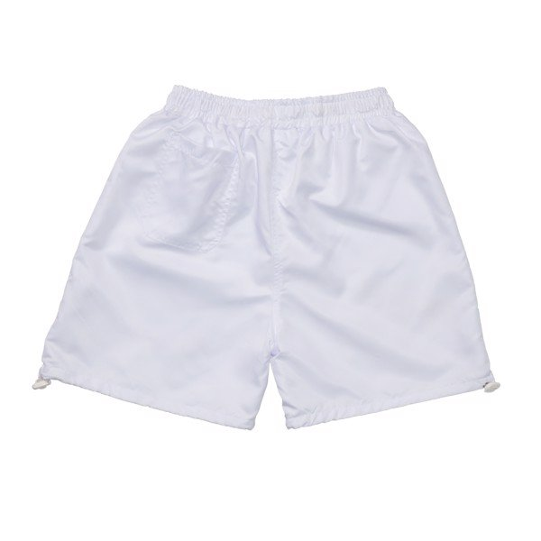 Polyester Short White - PS White