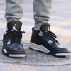 Nike Air Jordan 4 Retro BG 'Oreo' 408452-003