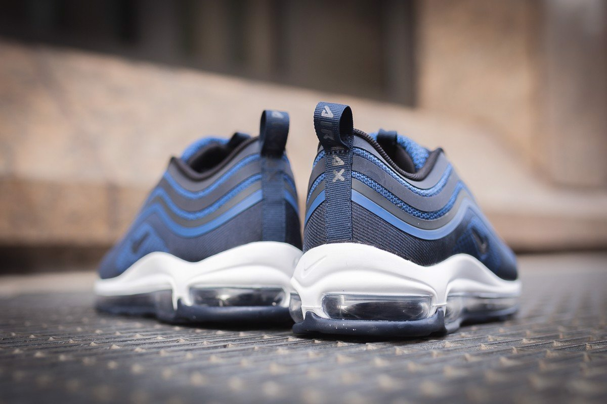 Nike Air Max 97 Ultra '17 'Gym Blue Obsidian' AH7581-400