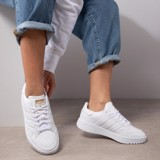Adidas Supercourt Shoes 'Triple White' EE7726