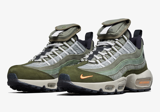 Giày Nike Air Max 95 SE Medium Olive DD5365-222