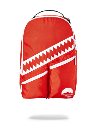 sprayground all day red