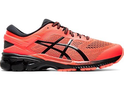 Asics Gel-Kayano 26 'Flash Coral' 1011A541-004
