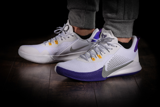 Giày Nike Mamba Fury 'Lakers Home' CK2087-101