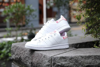 Adidas Stan Smith White Pink Floral FV7405