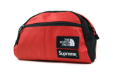 Supreme The North Face Leather Roo II Lumbar Pack Red SP-TNFLRIILPRD