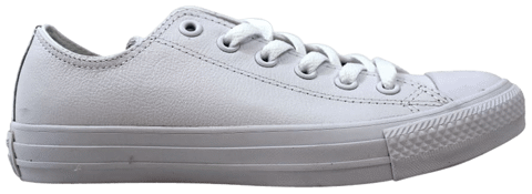 Converse Chuck Taylor All Star Ox Leather 'White' 136823C