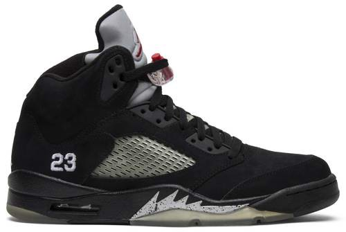 Nike Air Jordan 5 Retro 'Metallic' 2011 136027-010