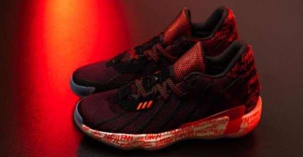 Adidas Dame 7 'I Am My Own Fan - Solar Red' FY0161