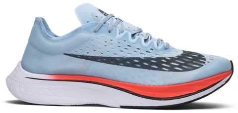 Nike Zoom Vaporfly 4% - Ice Blue 880847-401