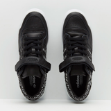 Giày Adidas Originals Womens Forum Lo Core Black BY9347