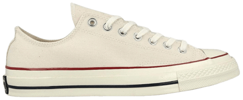 Converse Chuck 70 Low Top 'Parchment' 162062C