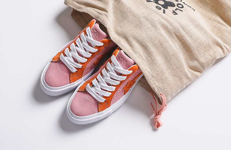 Converse x Golf Le Fleur Two Tone One Star Ox 'Orange Peel' 162125C