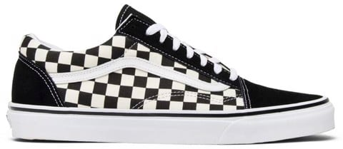 Vans Old Skool 'Black Checkerboard' VN0A38G1P0S