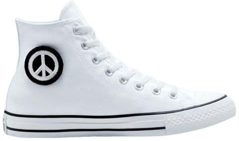 converse chuck taylor all star high empowered white 167892f