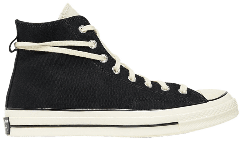 Converse Fear of God Essentials x Chuck 70 High 'Black' 167954C
