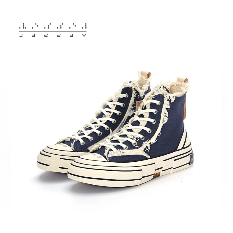 Giày Xvessel G.O.P Highs Navy