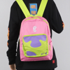 Balo Nike Kyrie 5 SBSP V Irving Spongebob Patrick Star Backpack N2219-610