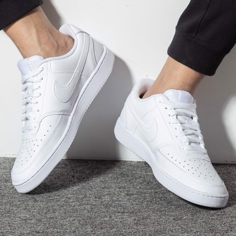 Nike Court Vision Low Triple White CD5463-100