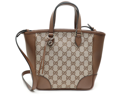 tui gucci gg canvas tote and shoulder bag 449241 ky9lg 8610