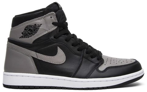 Nike Air Jordan 1 Retro High OG 'Shadow' 2018 555088-013
