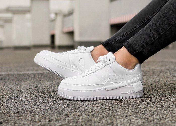 Nike Air Force 1 Jester Xx 'All White' AO1220-101